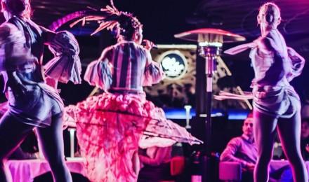 Cafe del Mar, Club Restaurant Cabaret